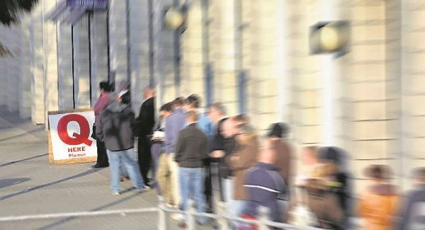 Waterford live register lowest in 10 years