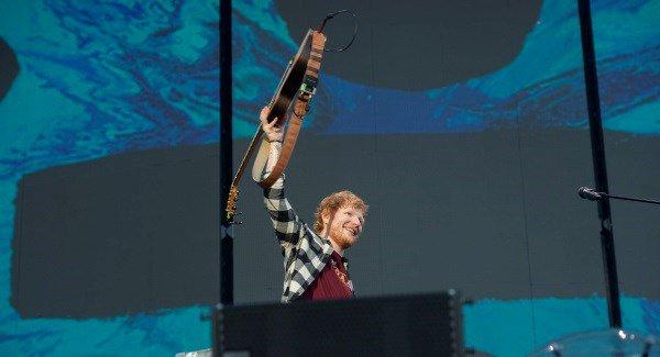 EdMania: King of pop creates Cork's biggest buzz since Michael Jackson