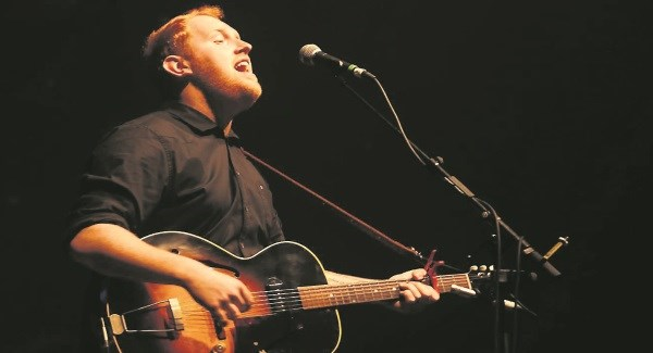 Gavin James announces dates for Olympia Theatre Dublin
