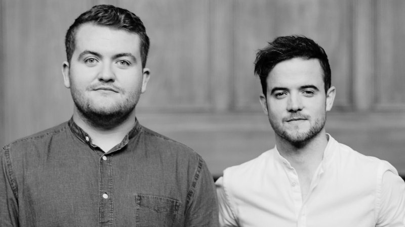 glenn&ronan announce debut live shows at Waterford's Theatre Royal and Dublin's Sugar Club