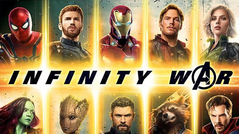 "Maria McCann and Kolyn Byrne both Marvel fans review ""Advengers Infinity War"""