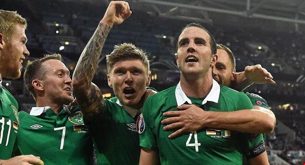 John O' Shea announces retirement from International football