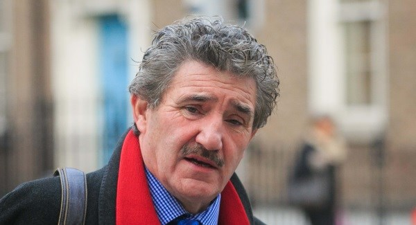 LISTEN BACK: Minister John Halligan spoke to Eamon on the upcoming abortion referendum