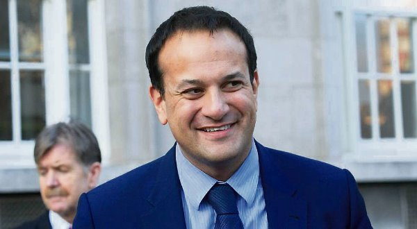 Leo Varadkar promises full support of the state for those affected by illegal adoptions