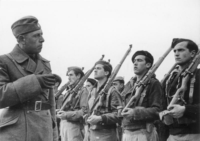 Waterford's Spanish Civil War Veterans will be remembered in Waterford City this evening.