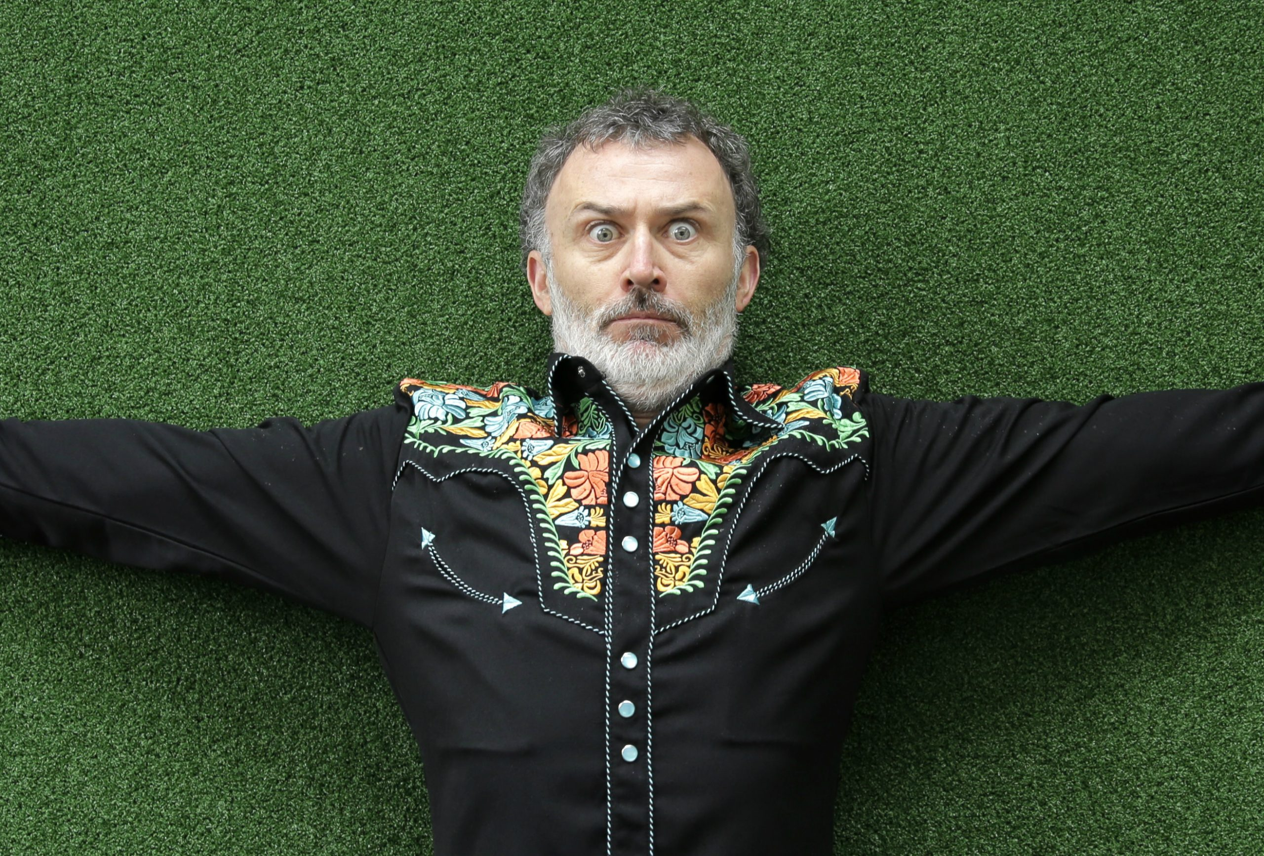 Tommy Tiernan among the sterling comedy line-up for All Together Now in Portlaw