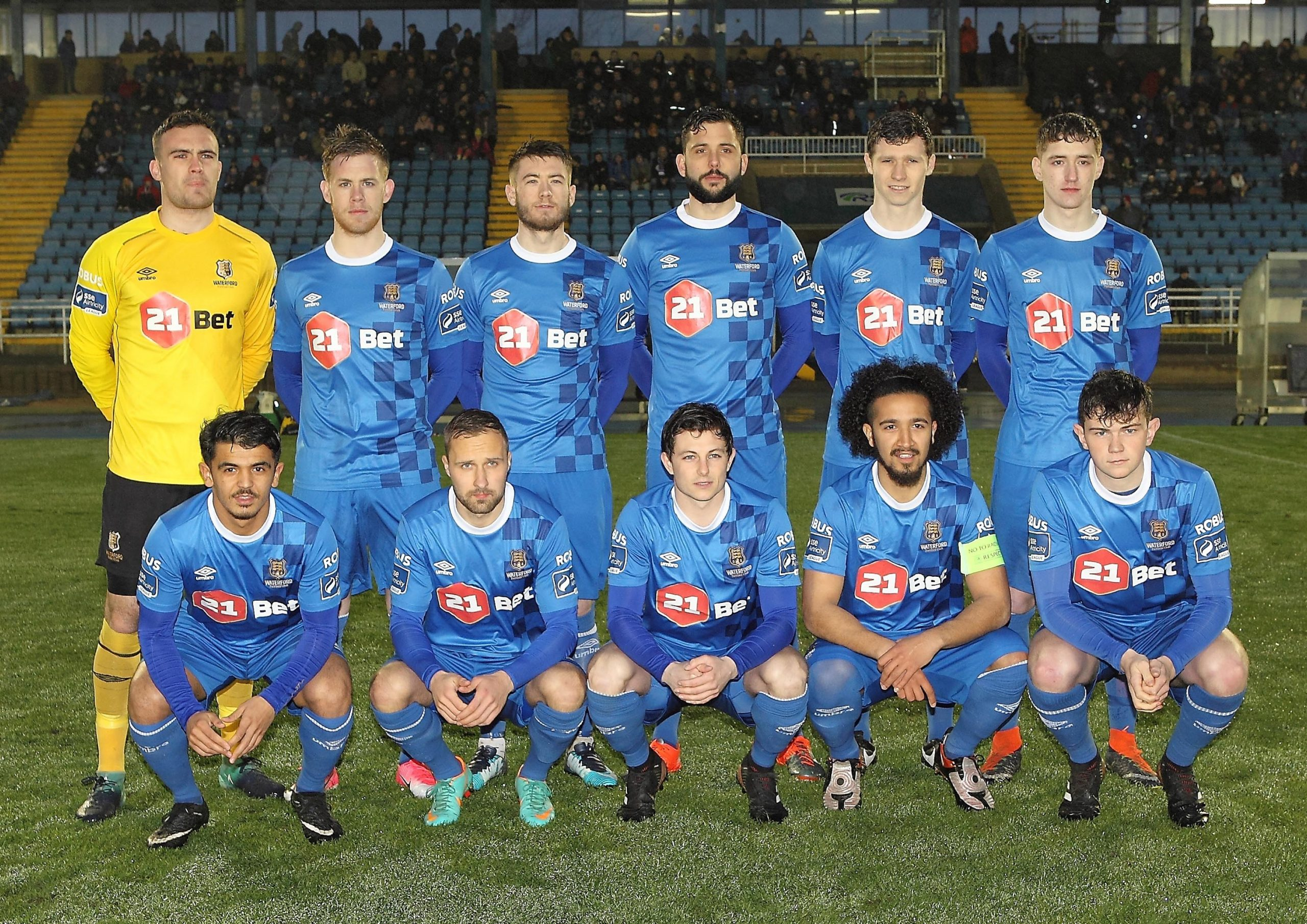 Waterford FC take a point from away trip to Bray.