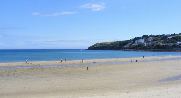 Ardmore beach awarded 'Blue Flag' status for the first time in over 21 years