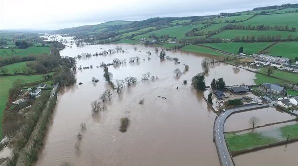 Funding announced for flood relief works in West Waterford