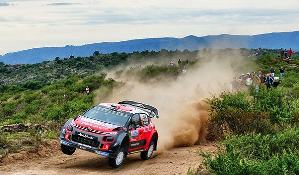 Craig Breen secures first stage win of Rally de Portugal