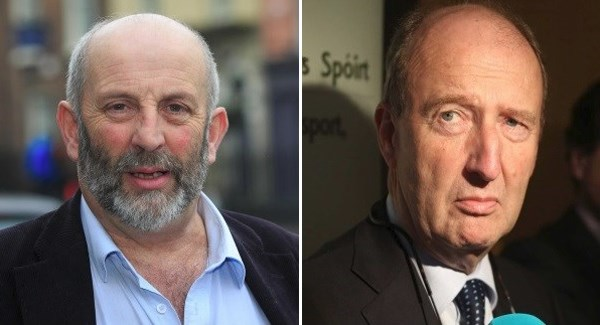 Danny Healy-Rae hits back at Minister for 'road traffic terrorists' comment