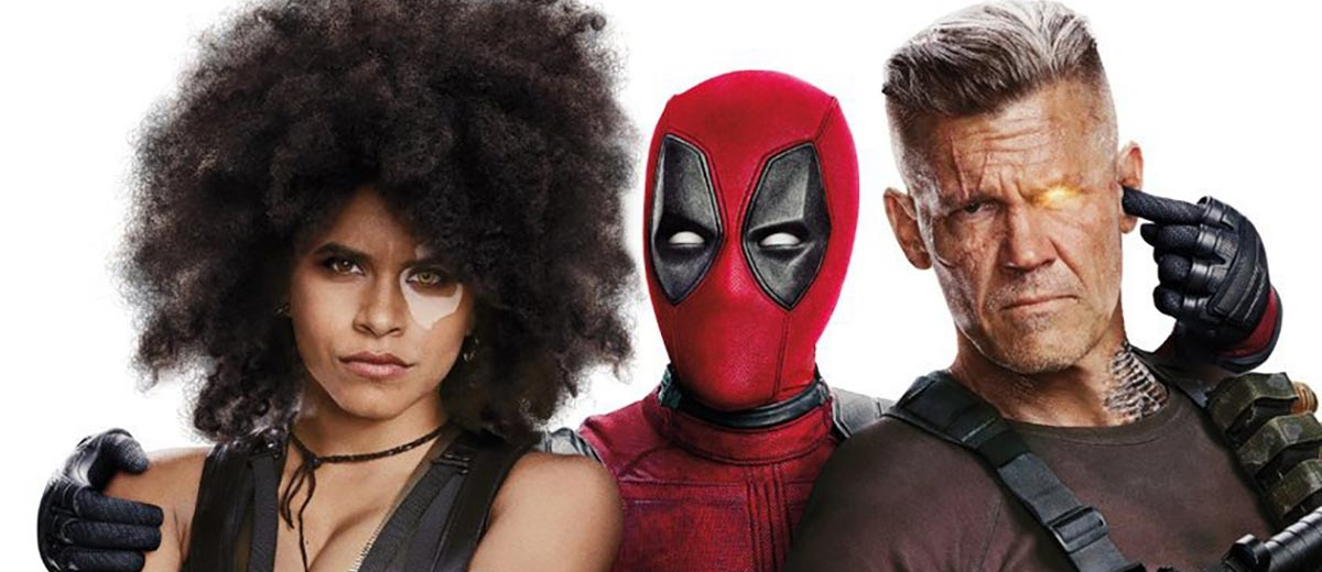 "Listen back: Maria McCann gives her thoughts on ""Deadpool 2,"" out in cinemas now"