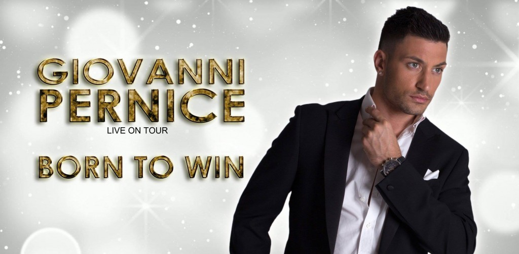 Giovanni Pernice - Born To Win at The Theatre Royal