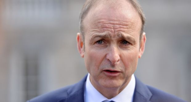 Fianna Fail Leader Michael Martin met similar resistance from public health area during the Polio vaccine scandal