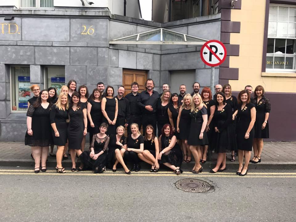 Listen back: Members of Waterford choir Intonations look ahead to their end of year concert at Christchurch Cathedral