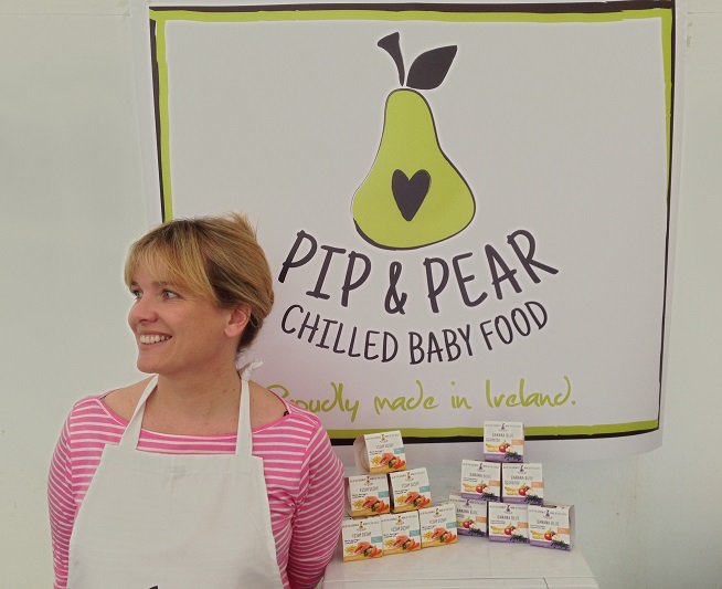 Pip & Pear baby food products hit the shelves in Tesco