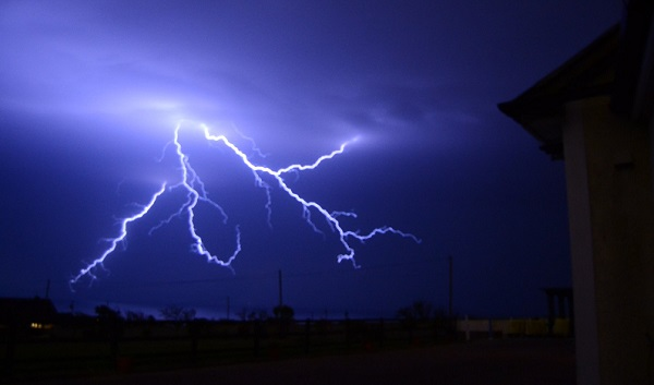 Waterford photographers capture overnight storm