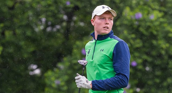 Waterford's Robin Dawson leads the way at the Irish Amateur Open