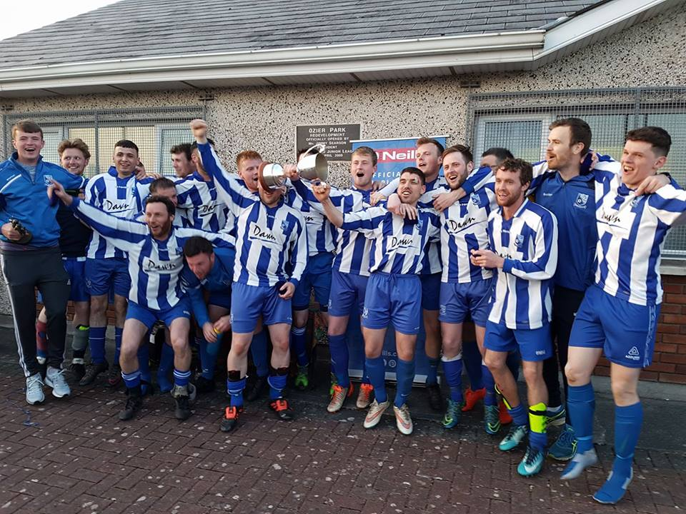 Local Soccer; Victory for Seaview Celtic in thrilling decider at Ozier Park last night