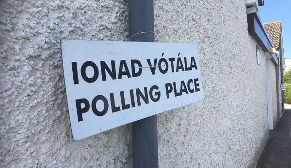 Polling stations are reporting higher voter turnout than normal in the abortion referendum