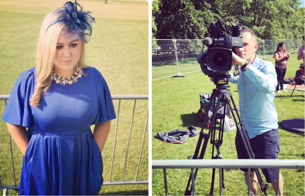 Listen back: Waterford reporter Zara King describes the media operation behind the scenes at The Royal Wedding