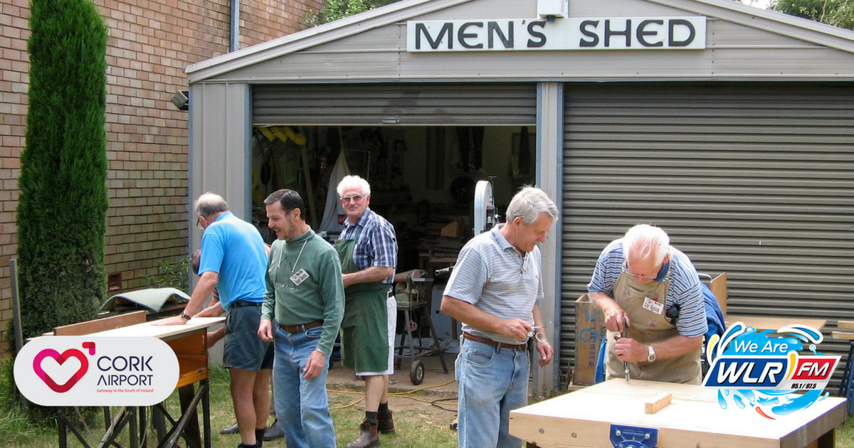 Listen back: Geoff spoke Noel Shanaghy from Waterford Estuary Men's shed
