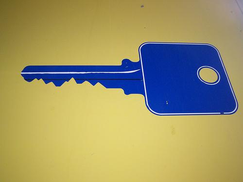 Found: A house key