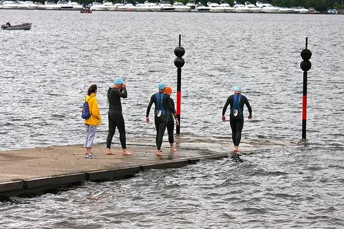 Lost: a C-Skin wet suit