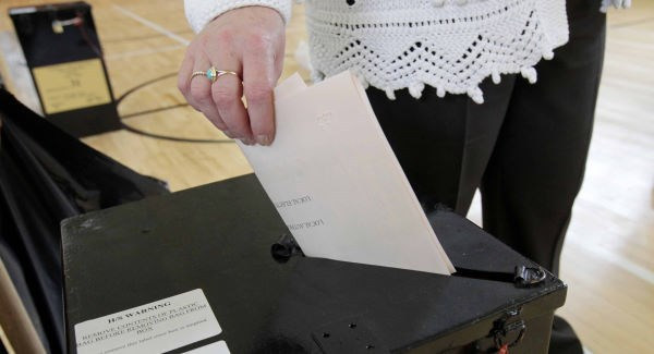 Government to finalise plans for online voter registration