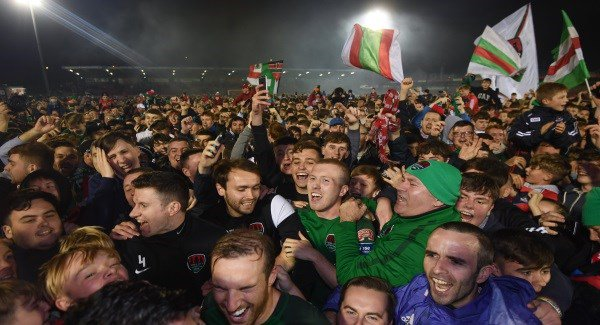 Cork City to face Legia Warsaw in Champions League qualifiers
