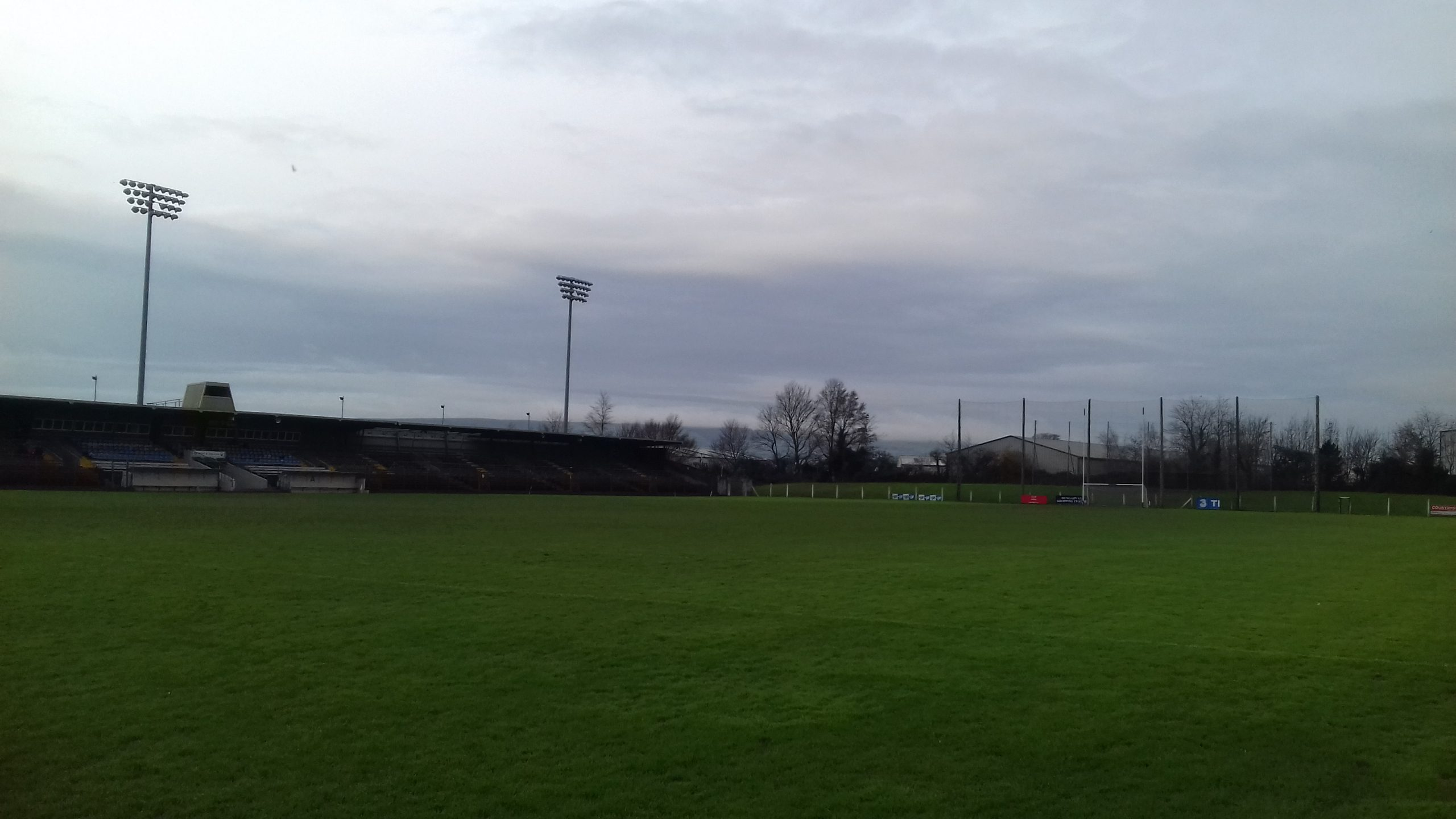 County Senior hurling Championship continues this evening