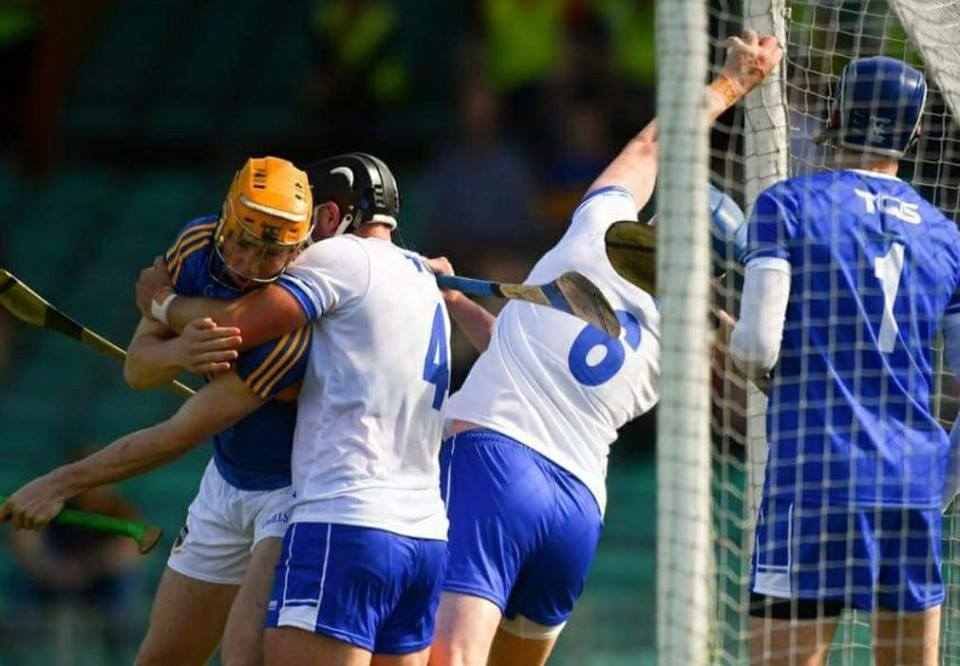 Déise draw with Tipp in thrilling contest at the Gaelic Grounds but controversial second Tipp goal the major talking point at the end of titanic tussle