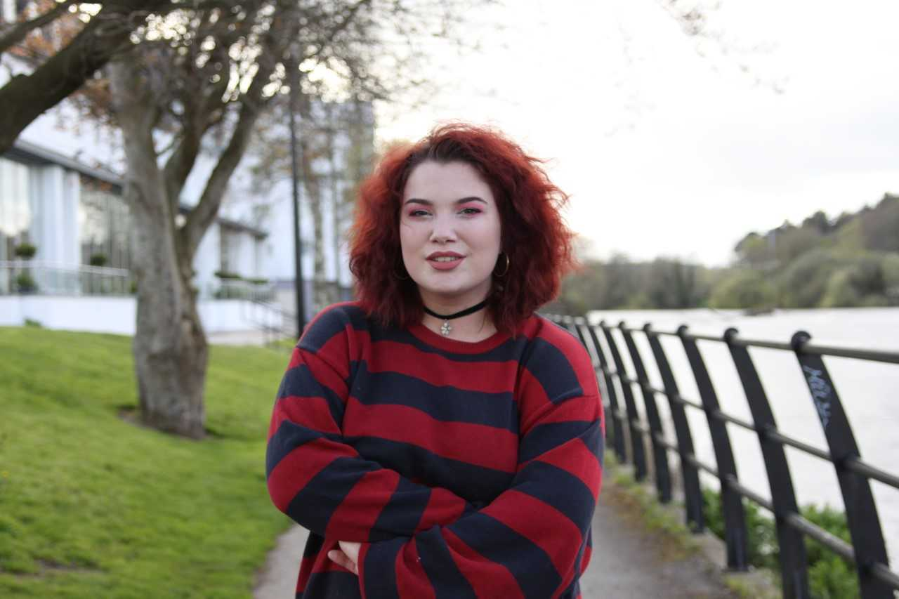 """Listen back: Waterford City student Rose Keating wins an award at the """"Write Here Write Now"""" competition"""
