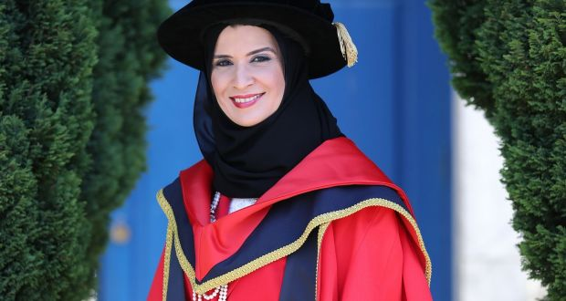 Arab world's first female politician to speak in Waterford on Saturday