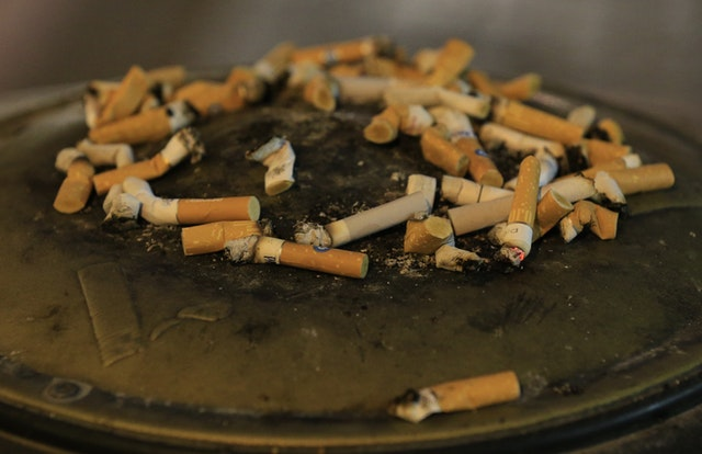 Cigarettes responsible for more than half of Irish waste.