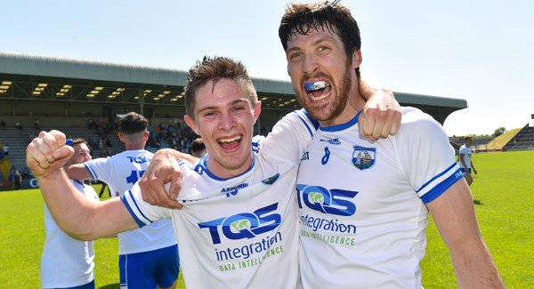 Waterford Footballers have been drawn against Monaghan, the side who brought Tyrone's reign as Ulster champions to an end.