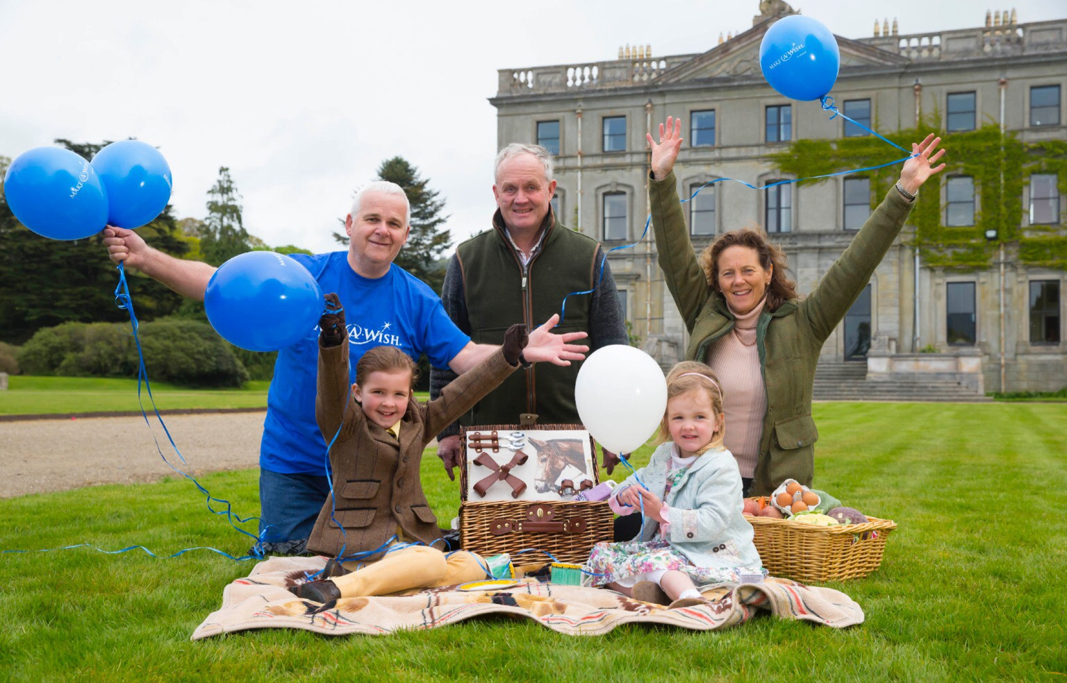 Listen back: The annual Country Fair returns to Curraghmore House this Sunday