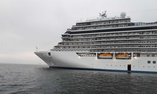 Cruise ship passengers to spend day exploring Waterford