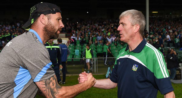 John Kiely challenges Limerick charges to rise again