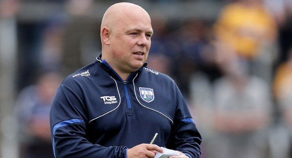 EXCLUSIVE: Derek McGrath steps down as Manager of Waterford Senior Hurling after 5 years at the helm