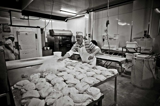 Baking blaas through the generations