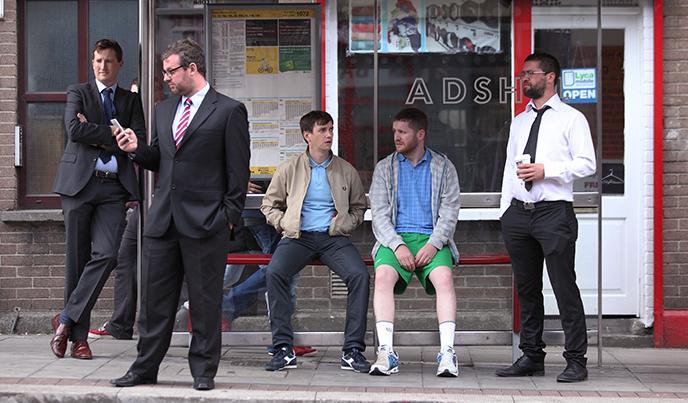 "Listen back: ""Dublin Oldschool"" director Dave Tynan joins Mary ""On the Fringe"""
