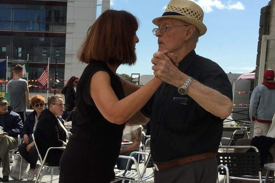 Listen back: Waterford based Jim McManus wants to head to Argentina, the home of tango dancing, before his 100th birthday