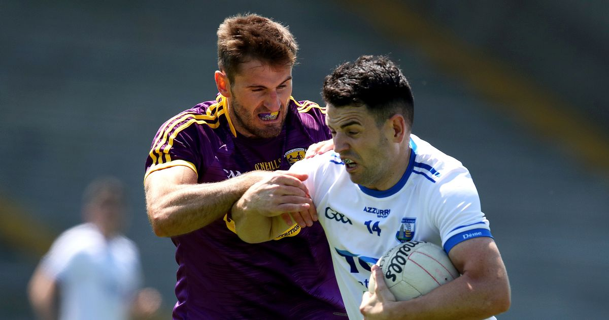 Déise Footballers record famous Championship win over South-East neighbours at a sun drenched Wexford Park