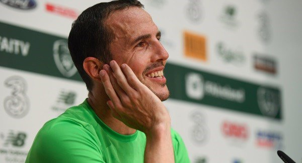 John O'Shea plays his final game for the Republic of Ireland tonight