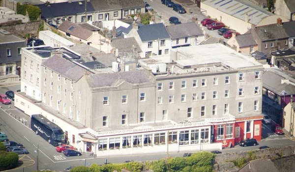 Former Tramore Hotel infested with rats