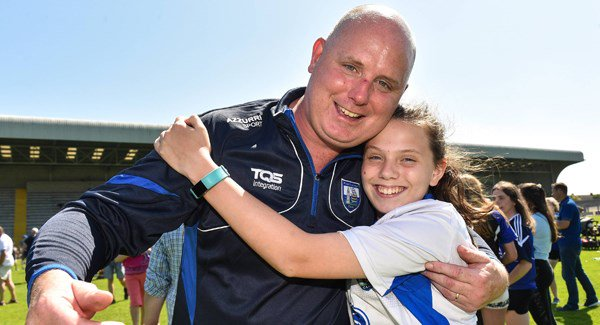 Tom McGlinchey says Waterford ready to enjoy the moment.