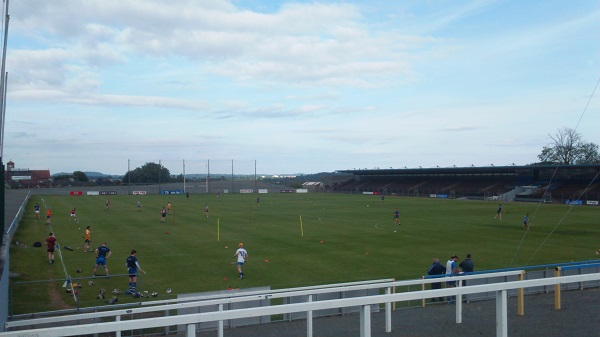County Senior Hurling Championship resumes this evening in Walsh Park
