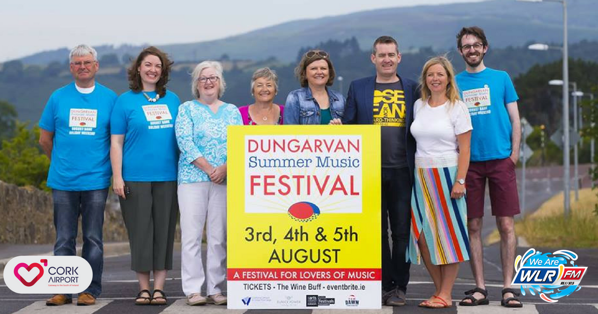 Actor Eamon Hunt talks about his part in the Dungarvan Summer Music Festival