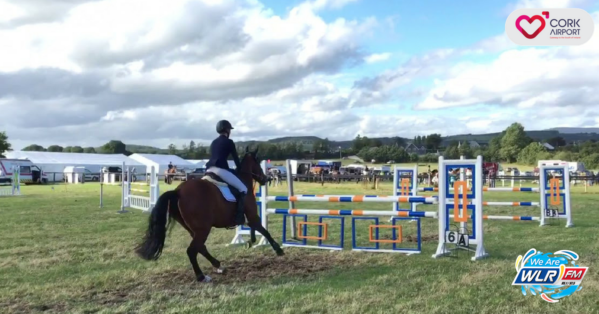Listen Back: Geoff has the lowdown on this week's Dungarvan Agricultural Show and Camphire Horse Trials